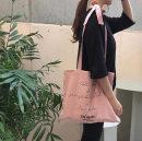 Shopping bag / environmental protection bag other Lotus root powder Plain bag One hundred and twenty-two