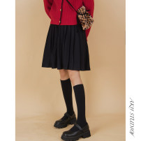 skirt Winter of 2019 S, M black