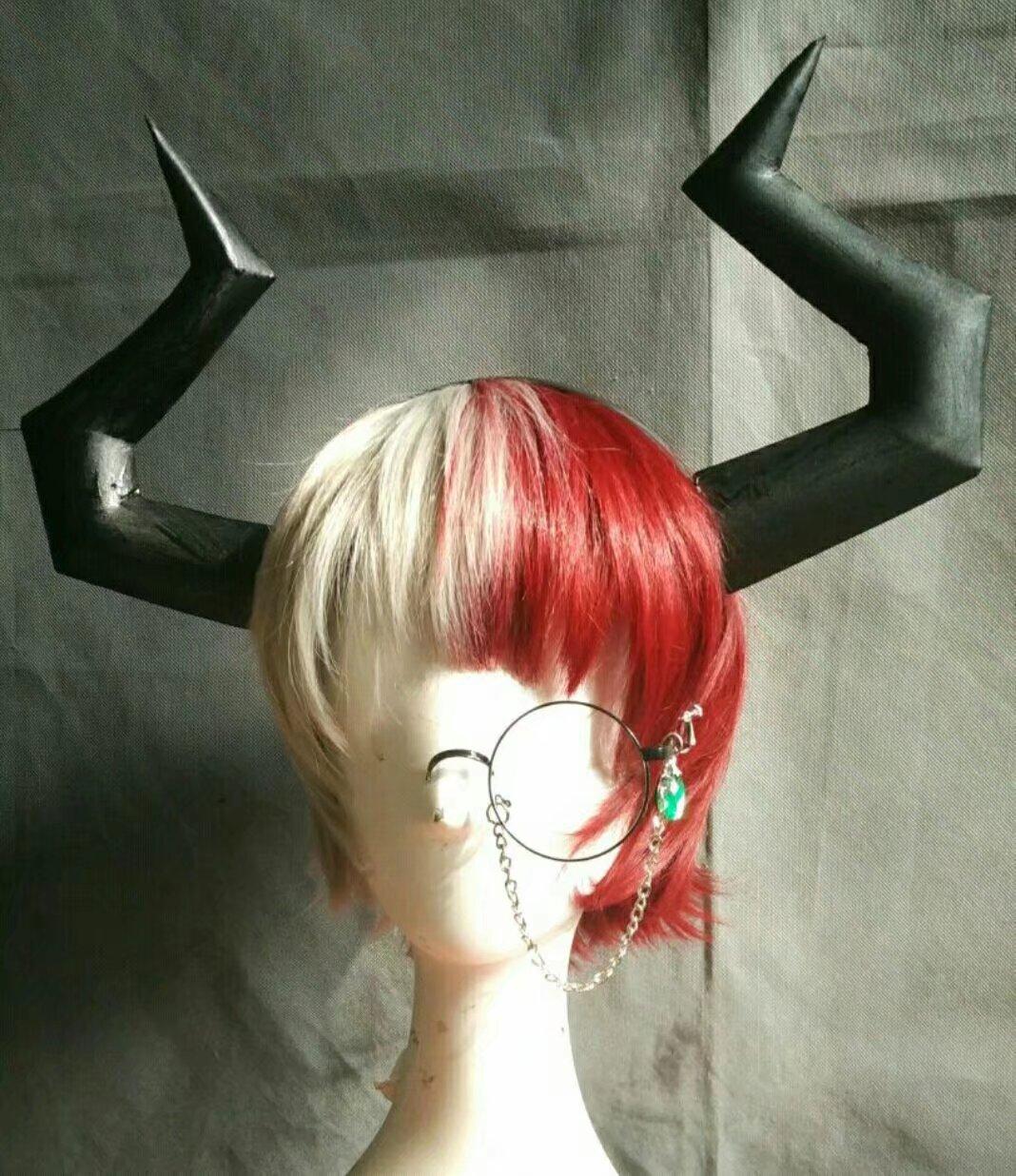 Cosplay accessories Headdress/hair clip Presale DIY Average code