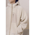 cotton-padded clothes Navy, beige NOTHOMME S,M,L,XL Youth fashion thickening routine easy Other leisure 19M013 Polyester 100% Hood youth zipper tide Rubber band hem Solid color