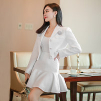 Fashion suit Winter 2020 S,M,L,XL White, black 25-35 years old