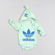 Jumpsuit / climbing suit / Khaki Other / other other neutral S code (suitable for 0-6 months), M code (suitable for 6-12 months), l code (suitable for 12-18 months) cotton No season Long sleeves motion No model Detachable cap Y484 Freshmen, 3 months, 6 months, 12 months, 18 months, 9 months
