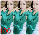 Pajamas / housewear set female Other / other M suggests 80-100 Jin, l 100-118 Jin, XL 118-135 Jin, XXL 135-155 Jin Long sleeve champagne button, long sleeve grey button, long sleeve green button, long sleeve black button Polyester (polyester) Long sleeves pajamas autumn routine Small lapel trousers