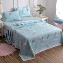 Bed cover cotton Other / other 200x230cm single bed cover 200x230cm bed cover + two pillow cases 230x250cm single bed cover 230x250cm bed cover + two pillow cases 200x230cm single quilt cover (without cotton clip) Plants and flowers Superior products