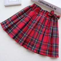 skirt Winter 2016 The recommended height is 110, 120, 130, 140, 150, 1160 and 170 Short skirt Pleated skirt lattice Other / other