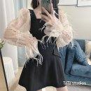 Dress Spring 2021 black XS,S,M,L