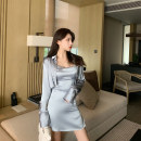 Fashion suit Summer 2020 M, S Dress, shirt 18-25 years old Other / other 51% (inclusive) - 70% (inclusive) polyester fiber