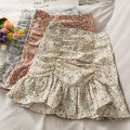 skirt Summer 2021 S,M,L,XL Apricot, blue, black, pink Short skirt Versatile High waist skirt Decor Type A 18-24 years old A281186 30% and below other other