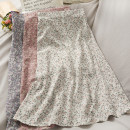 skirt Summer 2021 Average size 63 # yellow, 62 # blue, 61 # red, 9 # black, 14 # pink, 8 # apricot Short skirt commute High waist A-line skirt Decor Type A 18-24 years old A280756 30% and below other other