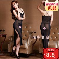 Nightdress Other / other Black, complexion Average size