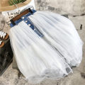 skirt Size 7 (recommended height below 90cm), size 9 (recommended height below 100cm), size 11 (recommended height below 110cm), size 13 (recommended height below 120cm), size 15 (recommended height below 130cm), size 17 (recommended height below 140cm), size 19 (recommended height below 150cm) white