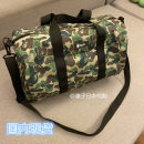 Men's bag Inclined shoulder bag oxford BAPE Cross back