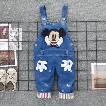 trousers Other / other neutral 73cm,80cm,85cm,90cm,95cm,100cm,105cm,110cm No season trousers leisure time There are models in the real shooting rompers Denim Open crotch * 3 months, 12 months, 6 months, 9 months, 18 months, 2 years old, 3 years old