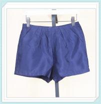 Casual pants blue L