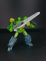 Robot / deformation series A big sword, without toy body