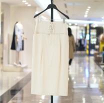skirt Summer 2021 64=2=55,67=3=66 BK, CE cream OB2B4-WSC439W(425) obzee