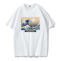T-shirt Youth fashion White Navy Pink Black Red Yellow gray blue routine M L XL 2XL 3XL S Jiurk / jerick Short sleeve Crew neck easy motion summer JRK . nineteen . three . seventeen . nine . fifteen . Z Cotton 100% teenagers routine tide Sweat cloth Spring of 2019 other printing cotton tto