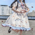 Lolita / soft girl / dress lolita L,M,S summer goods in stock Lolita