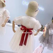 Dress Dress skirt, new purple series, beige Qipao skirt, beige ear hairpin, black ear hairpin, red ear hairpin female Other / other 90cm,100cm,110cm,120cm,130cm,140cm,150cm Other 100% spring and autumn princess Long sleeves Solid color other other Seven, eight, three, six, two, five, four, nine