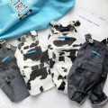 Pet clothing / raincoat currency straps XS (less than 3 kg recommended), s (3-5 kg recommended), m (5-8 kg recommended), l (8-12 kg recommended), XL (12-18 kg recommended), 2XL (18-28 kg recommended), 3XL (28-40 kg recommended), 4XL (40-60 kg recommended) Blue time leisure time