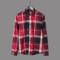 shirt Youth fashion 9 Charms red-checkered pattern routine other Long sleeves standard Other leisure spring 9m youth 2021