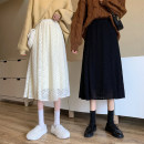 skirt Winter 2020 Average size Apricot, black