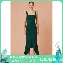 Dress Spring 2020 green Please inquire before shooting, domestic spot XS, domestic spot s, domestic spot M