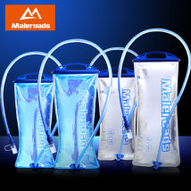 Plastic water bag TPU 1.5L、2L、3L Do not hold boiling water Above 100cm outdoors 3L White 1.5L blue 1.5L white 2L blue 2L white 3L Maleroads / miles Summer 2016 no