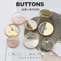 Button Metal alloy Chinese Mainland Zhejiang Province