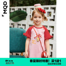 Dress Ice cream in stock (1) female MQD 90cm 100cm 110cm 120cm Cotton 100% summer leisure time cotton other B20232104 other Summer 2020 2 years old, 3 years old, 4 years old, 5 years old, 6 years old
