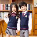 School uniform / school uniform customization 90cm,100cm,110cm,120cm,130cm,140cm,150cm,160cm,165cm,170cm,175cm,180cm,185cm neutral Curly hair spring and autumn college Class B Socket BG-SH89BL