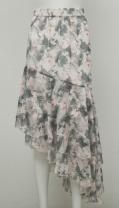 skirt Spring 2021 S,M,L,XL Grey, pink ZHQK2045