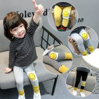 trousers Other / other female 80cm,90cm,100cm,110cm,120cm,130cm spring and autumn trousers other There are models in the real shooting Leggings Leather belt cotton Don't open the crotch 12 months, 18 months, 2 years old, 3 years old, 4 years old, 5 years old