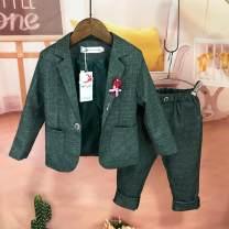 Suit / Blazer 95cm 105cm 115cm 125cm 135cm 145cm Troy Cotton 50% other 50% 18 months, 2 years old, 3 years old, 4 years old, 5 years old, 6 years old, 7 years old, 8 years old
