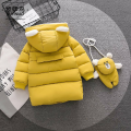 Cotton padded jacket female No detachable cap other Troy Pink Yellow Black 73cm 80cm 90cm 100cm 110cm 120cm 130cm 140cm 150cm 160cm thickening Zipper shirt Korean version No model Solid color other Class A Crew neck Other 100% Cotton liner Other 100% 3 years old