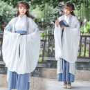 National costume / stage costume Summer of 2018 Only cloak only coat only Ru skirt coat + Ru skirt cloak + coat + Ru skirt S M L XL XXL Other / other cotton 31% (inclusive) - 50% (inclusive)