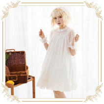 Lolita / soft girl / dress Other / other White - only one inside skirt OP, black - only one inside skirt op S,M,L