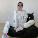 Fashion suit Winter 2020 S,M,L White sweater, gray sweater, black sweater, white pants, gray pants, black pants 25-35 years old Other / other T4909 31% (inclusive) - 50% (inclusive)