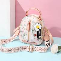 Bag Inclined shoulder bag PU Locomotive. Yi Carrie brand new other large other soft zipper Solid color Single root Inclined shoulder bag nothing other Sewing Soft handle polyester cotton Zipper bag, mobile phone bag, certificate bag, sandwich zipper bag soft surface Inner patch pocket