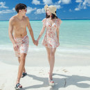 Couple swimsuit Qihai M,L,XL,XXL,XXXL,4XL Men's, women's January 22, 2012 other currency