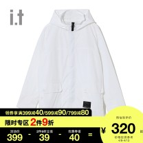 Jacket 5cm Youth fashion BKX / black whx / white S M L XL standard Other leisure 5CXLJB7131F8B Polyester 100% Autumn of 2018 Same model in shopping mall (sold online and offline)