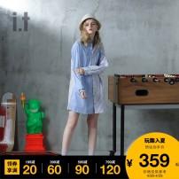 Dress Spring 2021 BLX / Blue RDX / red XS S M Short skirt 25-29 years old UNDER GARDEN UGNDSL8606MAG-1 71% (inclusive) - 80% (inclusive) cotton Cotton 76% polyamide fiber (nylon) 21% polyurethane elastic fiber (spandex) 3% Same model in shopping mall (sold online and offline)