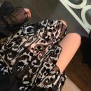 skirt Summer 2020 S,M,L,XL Picture color High waist Irregular Type A