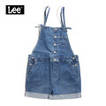 Jeans Spring 2017 Light blue (small stock) S, M shorts High waist rompers routine 25-29 years old Cotton denim light colour L164996603RZ
