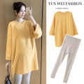 Sling / vest Yellow sweater {quality version}, blue sweater quality version}, pink sweater quality version}, green sweater quality version}, yellow sweater + gray belly pants, blue sweater + gray belly pants, pink sweater + gray belly pants, green sweater + gray belly pants Other / other M,L,XL,XXL