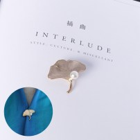 Brooch Alloy / silver / gold 10-19.99 yuan Other / other Gold / 1