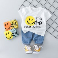 T-shirt Other / other 59cm,66cm,73cm,80cm,85cm,90cm,95cm,100cm,105cm,110cm male Short sleeve 3 years old