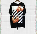 T-shirt black XS S M L Short sleeve Crew neck Straight cylinder Regular routine cotton 96% and above