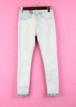 Jeans Summer of 2019 E904 light blue 150/60A(24),155/64A(25),160/66A(26),165/68A(27),170/74A(29)