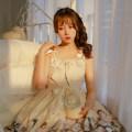 Lolita / soft girl / dress Magic tea party wathet S,M,L,XL No season Lolita
